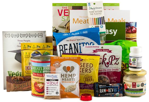 Vegan Cuts starter kit!