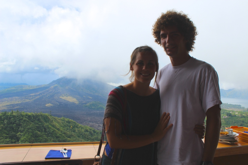 Rocky & I on our Bali Trip :)