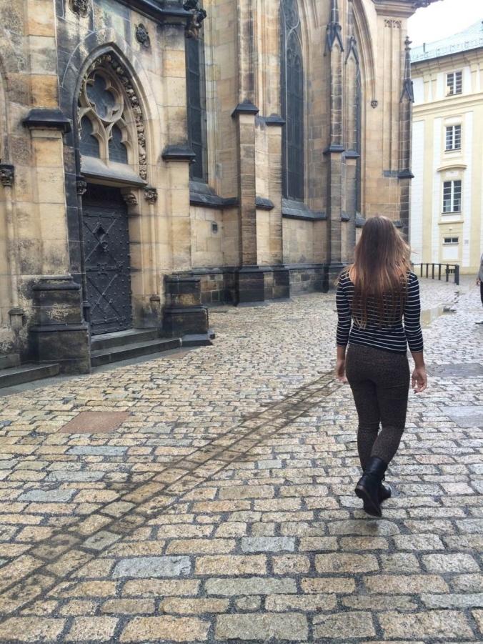 More walking in Prague