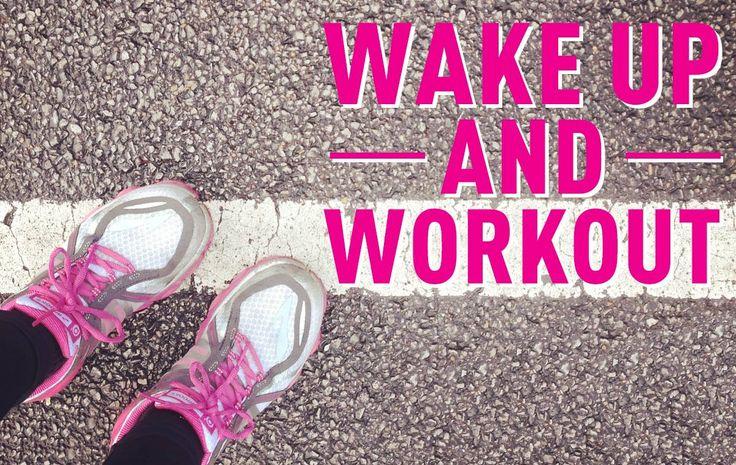 Motivation Monday Morning Workouts